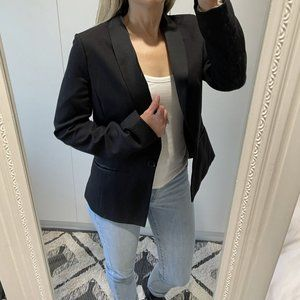 SMALL American Eagle Outfitters Black Women Blazer